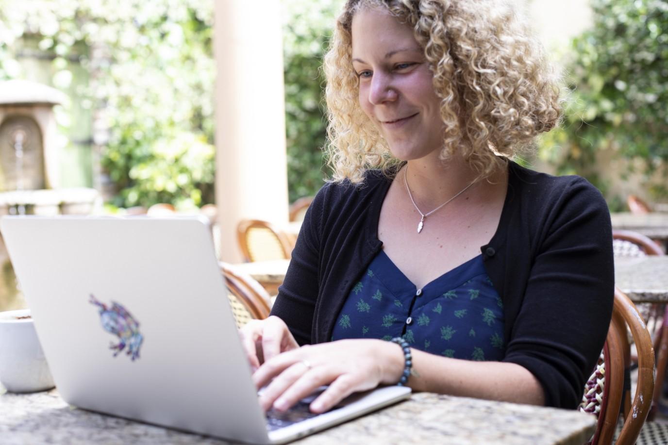 Michelle Retzlaff - Xolo Leap customer & digital nomad extraordinaire