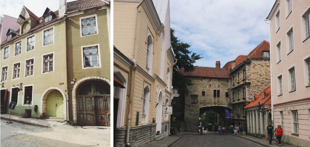 Tallinn's old town, September 2016