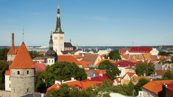 We still suggest visiting Tallinn, but it's no longer a necessity for opening your Estonian company.