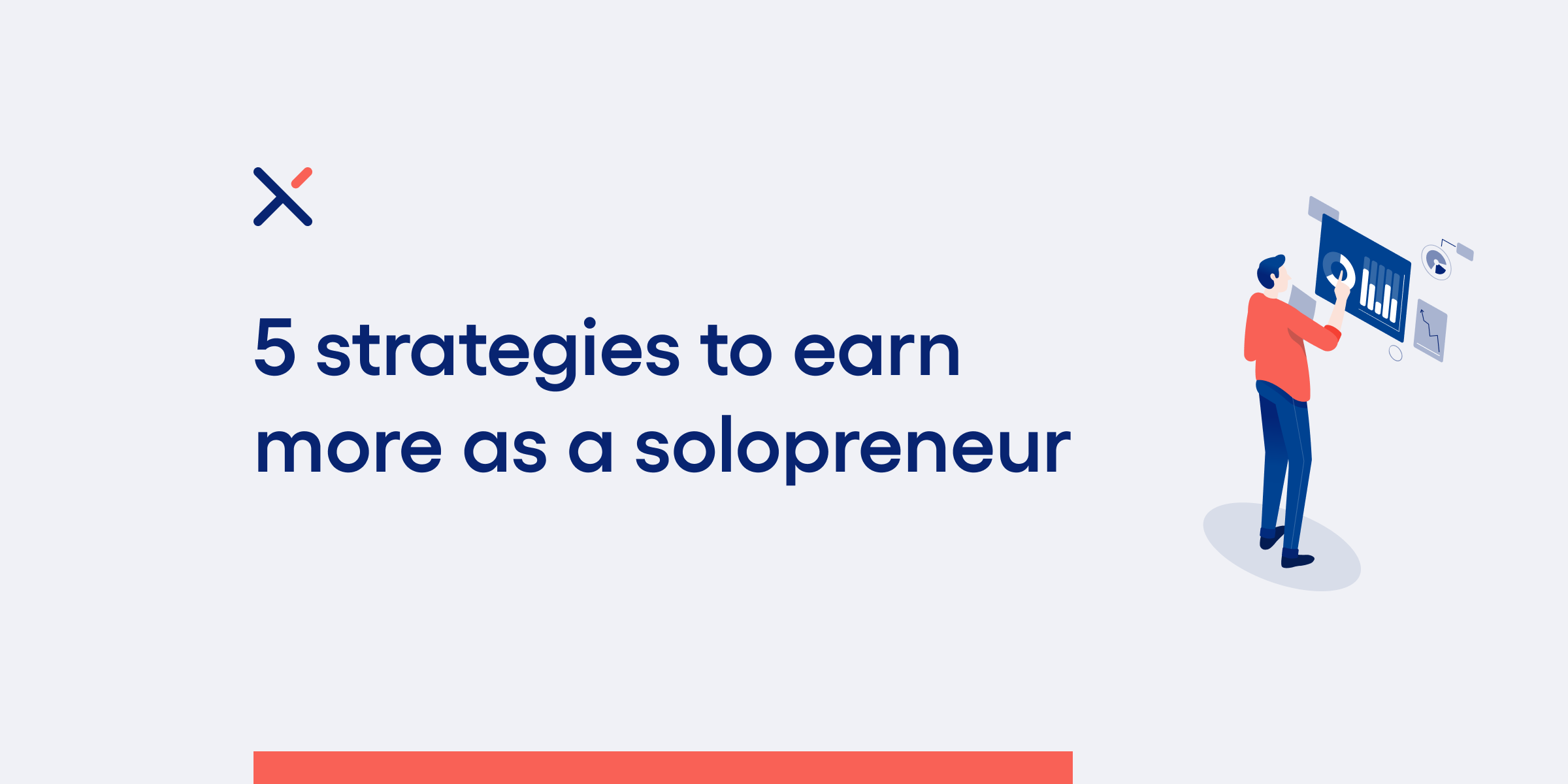 Sustaining the solopreneur lifestyle [5 strategies to earn more]