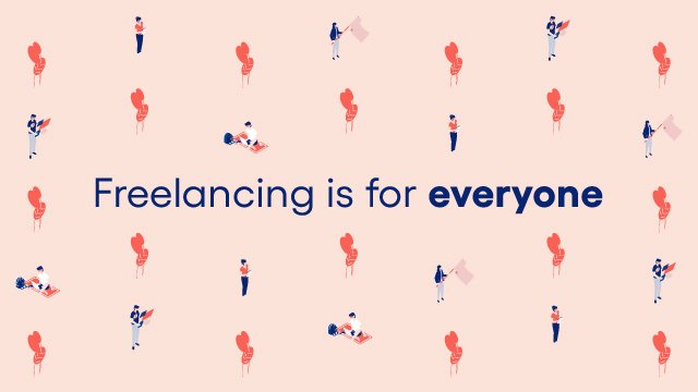Takeaways from our #freelancingisforeveryone campaign