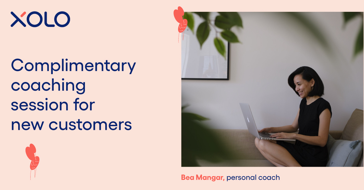 Win a Coworking Session with Business Coach Bea Mangar!