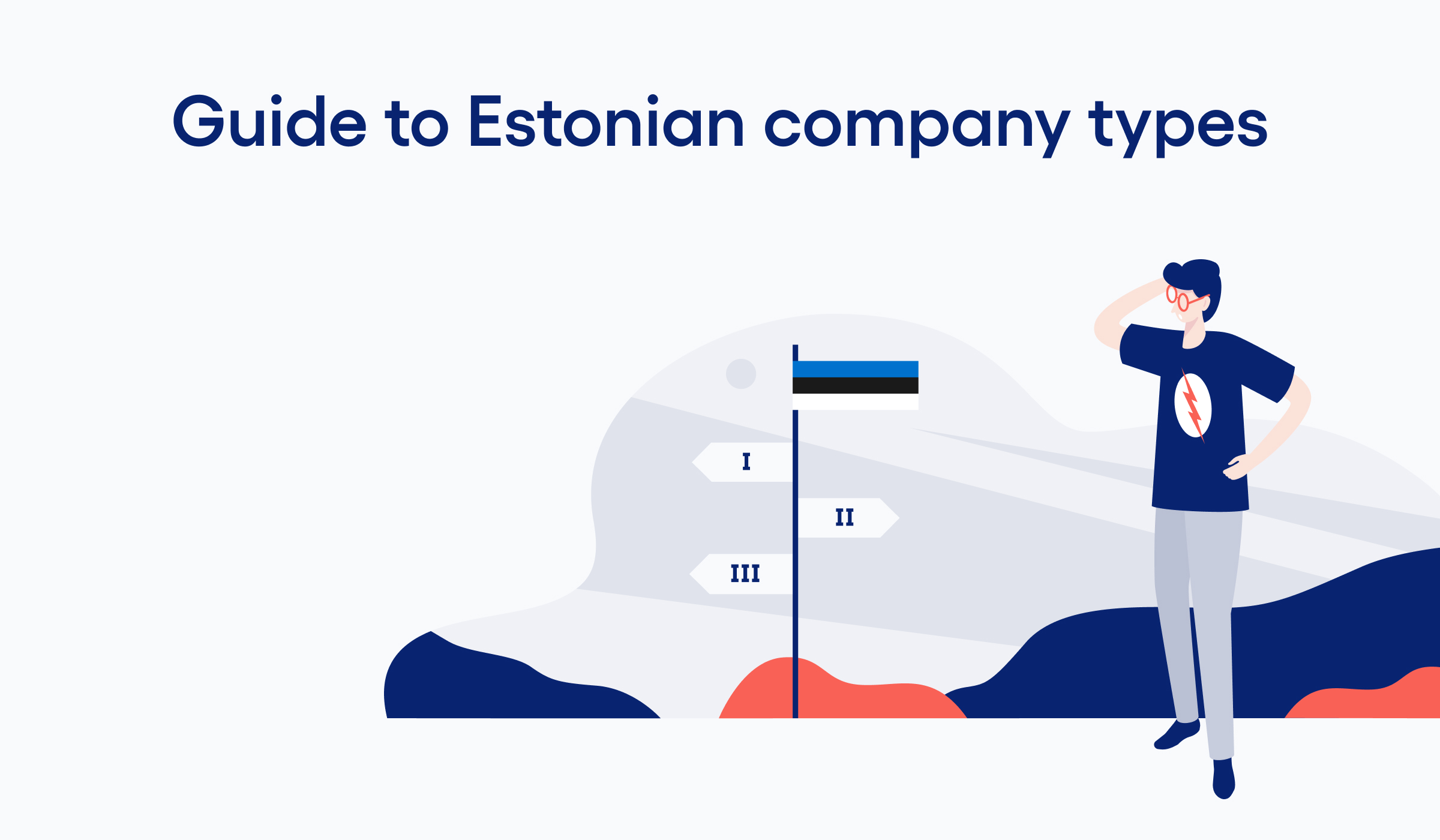 Estonian company types — a guide to choosing the right one