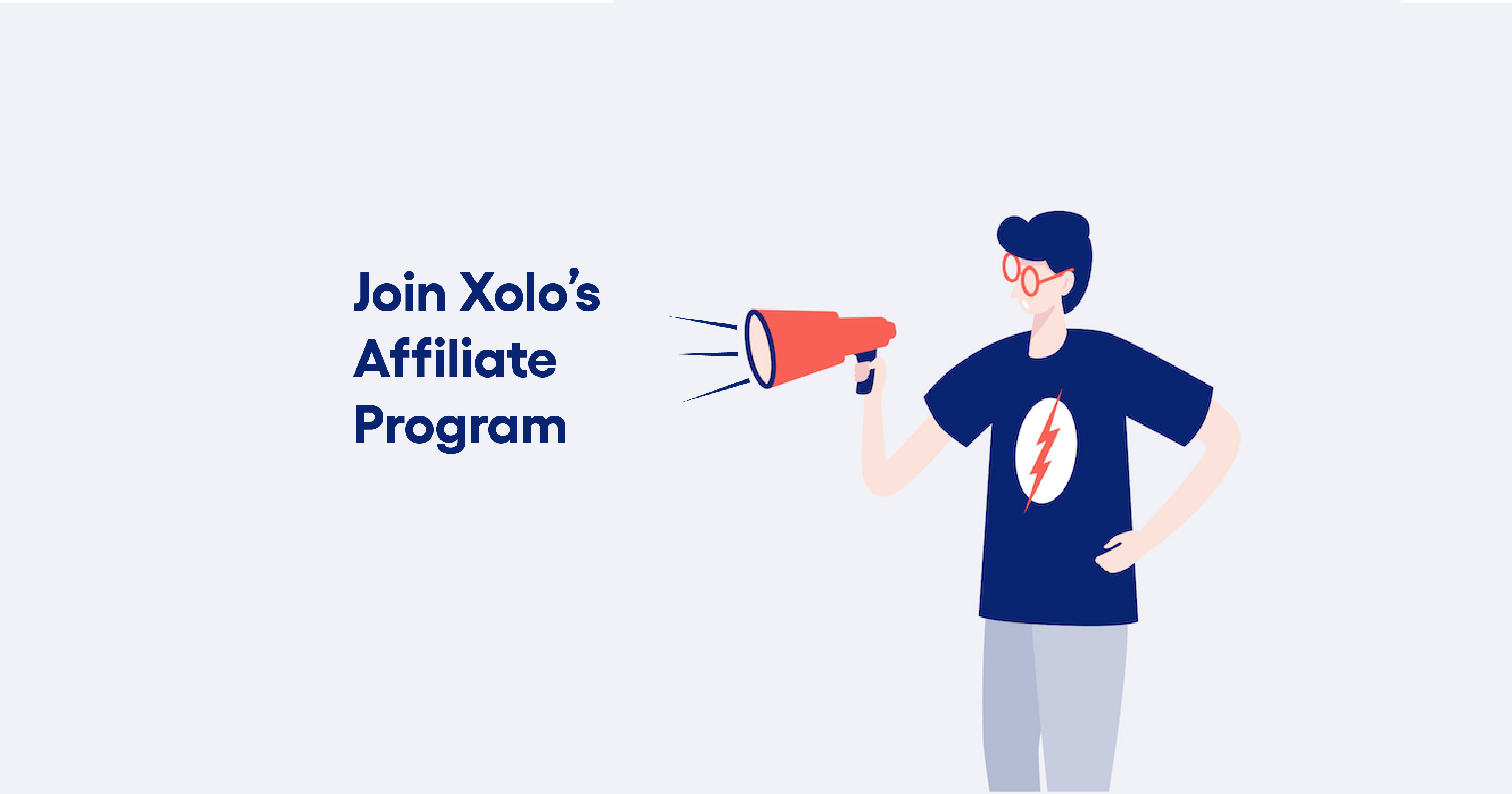 Put some money where your mouth is: Join our Affiliate Program!