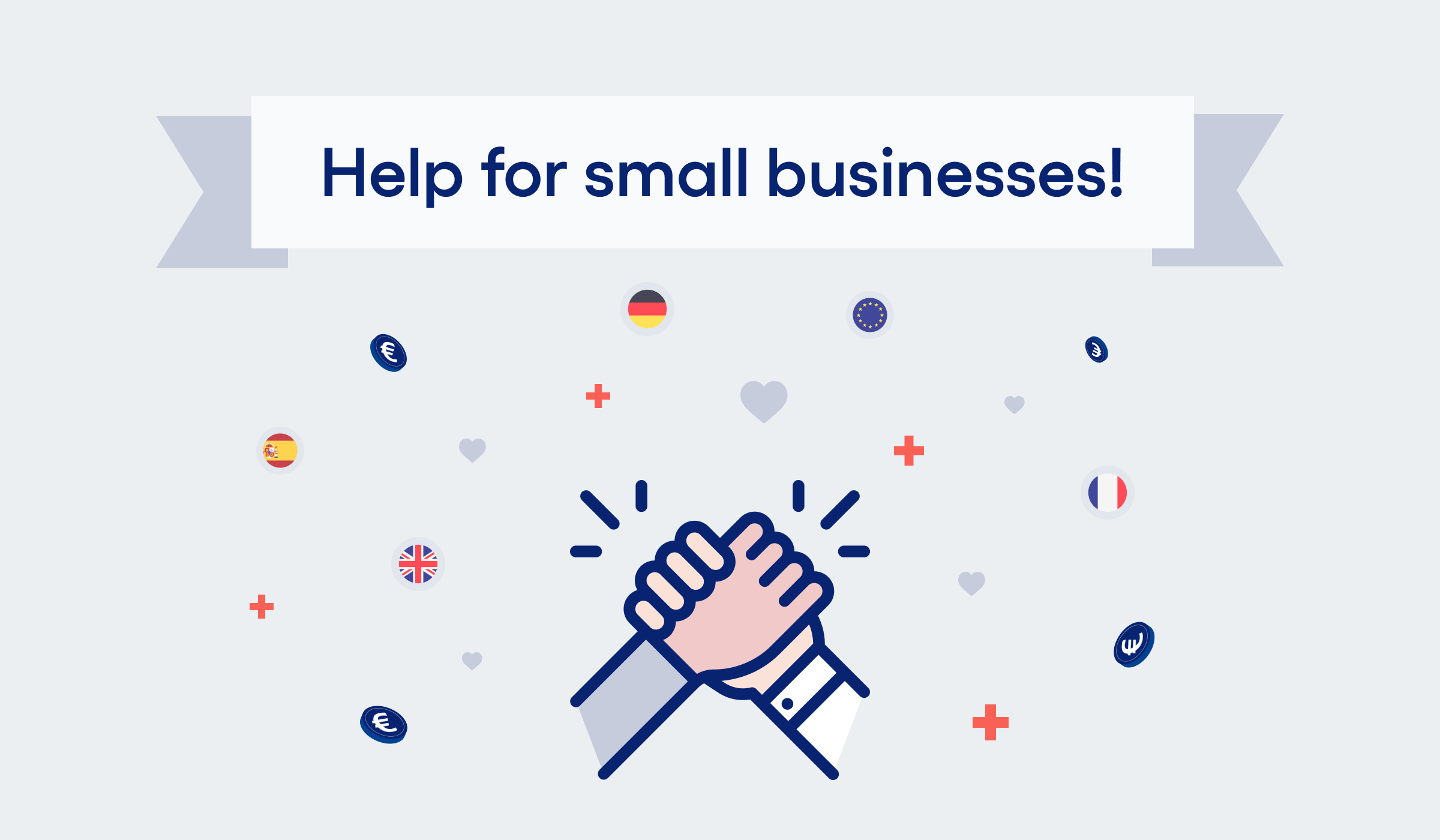 COVID-19 help for small businesses in four EU countries